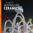 The Journal of Australian Ceramics
